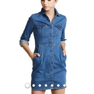 Denim dress from freepeople
